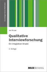 Qualitative Interviewforschung - Ein integrativer Ansatz